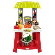 Écoiffier - 7600001743 - Stand de marché avec panier