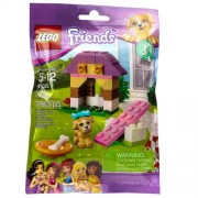 LEGO Friends Series 3 Animals - Puppy's Playhouse (41025) by LEGO