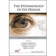 Epidemiology of Eye Disease by Gordon J. Johnson