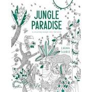 Jungle Paradise: A Coloring Escape Into the Wild