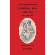 Choctaw by Blood Enrollment Cards, 1898-1914. Volume VIII