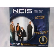 NCIS 750 Piece Mystery Jigsaw Puzzle: Target Practice