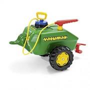 Rolly Toys 122868 - Serbatoio con Pompa, Verde