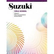 Suzuki Viola School, Vol 6 by Shinichi Suzuki
