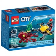 LEGO City Deep Sea Scuba Scooter 60090 Regoshiti deep sea scuba scooter parallel import goods