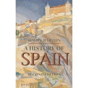 A History of Spain by Simon Barton