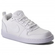 Обувки NIKE - Court Borough Low 838937 111 White/White/White