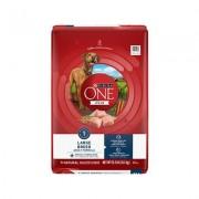 Purina ONE SmartBlend Large Breed Adult Formula Premium Dry Dog Food , 31.1-lb bag