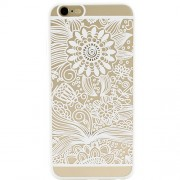 Husa Capac Spate Spirit Natural Alb APPLE iPhone 6 Plus, iPhone 6s Plus YUPPI LOVE TECH