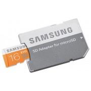 Samsung EVO microSDHC 16GB (class 10) + adaptor