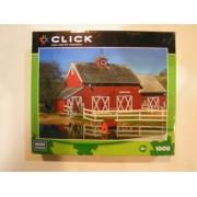 Click Beacon Hollow Farm 1000 pc Jigsaw Puzzle by Mega Puzzles