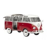 Revell 07399 - Volkswagen T1 Samba Bus Kit di Modello in Plastica, Scala 1:24