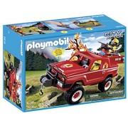 Playmobil 5616 camión retén de bomberos