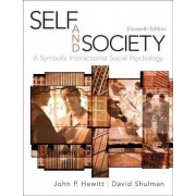 Self and Society by John P. Hewitt