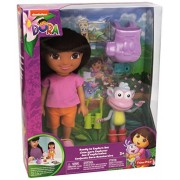 Fisher-Price Dora The Explorer Ready to Explore Playset