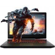 "Laptop Gaming Lenovo IdeaPad Y910-17 (Procesor Intel® Core™ i7-6700HQ (6M Cache, up to 3.50 GHz), Skylake, 17.3""FHD, 16GB, 1TB + 512GB SSD, nVidia GeForce GTX 1070@8GB, Wireless AC, Tastatura iluminata, Win10 Home 64) + DVD-RW Extern"