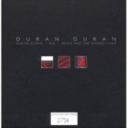 Duran Duran - Duran Duran + Rio + Seven And The Ragged Tiger