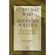Cultural Wars in American Politics by Rhys H. Williams
