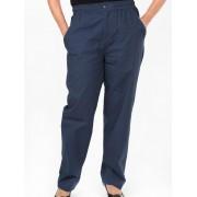 Seniors Choice Blue Ladies Pants - Blue 12