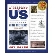 A History of US: An Age of Extremes: A History of US Book Eight by Joy Hakim