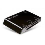 All-in-1 Transcend Multi Card Reader USB2.0 RDP8(TS-RDP8K) Black