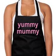 Apron - Yummy Mummy by Annabel Trends