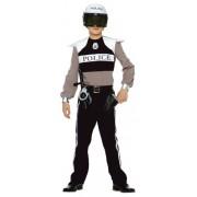 Costume Poliziotto 3-4 anni
