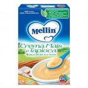 Mellin Creme di cereali - Crema mais e tapioca - Confezione da 250 g ℮