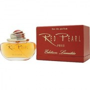 Red Pearl by Paris Bleu Eau De Parfum Spray for Women 3.40 Ounce
