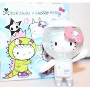 Tokidoki x Hello Kitty 2.5-inch Vinyl Figure - Astronaut Kitty