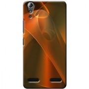 SaleDart Designer Mobile Back Cover for Lenovo A6000 Plus LA6000PKAA512