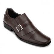 Sapato Parello Masculino 4001 Café TAM 45 Ao 50 (Café) 47