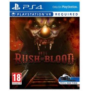 Until Dawn Rush of Blood (PS4 VR)