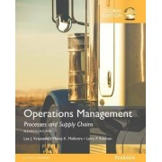 Operations Management: Processes and Supply Chains with MyOMLab by Frederic S. Mishkin