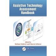 Assistive Technology Assessment Handbook by Marcia J. Scherer