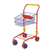 Bayer Design colorful Shopping Cart with 58 cm Handle Height