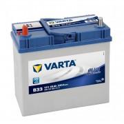 Varta Blue Dynamic 45Ah 330A B+ japán vékony saru