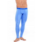Narciso Long Johns Long Underwear Pants BOXER 099 FROZEN BLUE