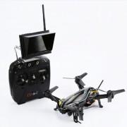Cheerson SANLIANHUAN CX-91A 5.8G FPV Jumper Drone - NEGRO