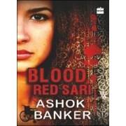 Blood Red Sari by Ashok K. Banker