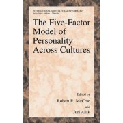 The Five-factor Model of Personality Across Cultures by Robert R. McCrae