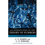 An Introduction to the Theory of Numbers by Godfrey H. Hardy
