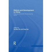 Reform and Development in China by Yang L. Yao