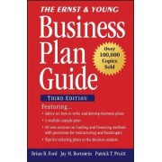 The Ernst & Young Business Plan Guide by Brian R. Ford