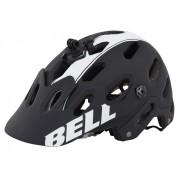 Bell Super 2 Helm matte black/white viper 51-55 cm Mountainbike Helme