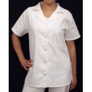 Pracovný plášť (krátky) Alfatex