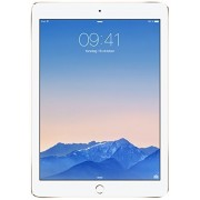 Apple iPad Air 2 Tablet (9.7 inch, 16GB, Wi-Fi), Gold