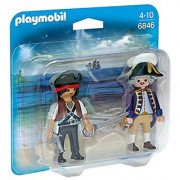 PLAYMOBIL 6846 Pirate and Soldier Duo Pack - NEW 2016