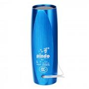 PINDO S1F bicicletas Mini Speaker w / TF? radio de FM - Azul