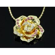 Swarovski kristályos nyaklánc-194